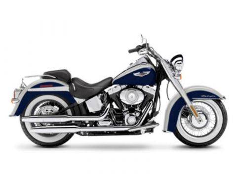 Pre-Owned 2007 Harley-Davidson Softail FLSTN - Softail Deluxe