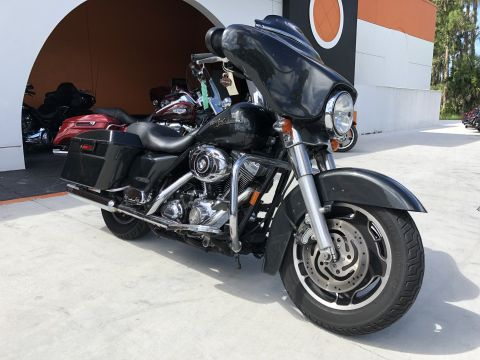 Pre-Owned 2007 Harley-Davidson Touring Base