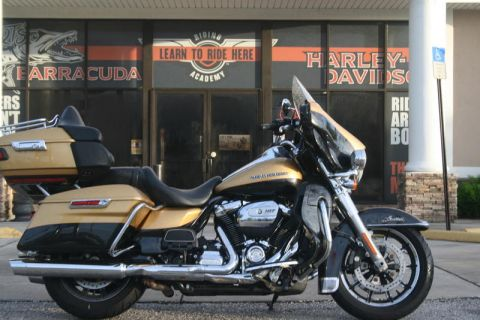 Pre-Owned 2017 Harley-Davidson Touring FLHTK - Ultra Limited