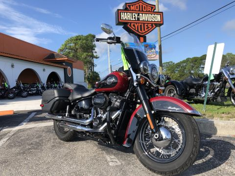 Pre-Owned 2020 Harley-Davidson Softail Heritage Classic 114