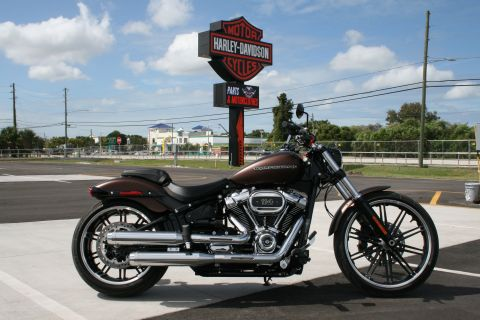 Pre-Owned 2019 Harley-Davidson Softail FXBRS - Breakout 114